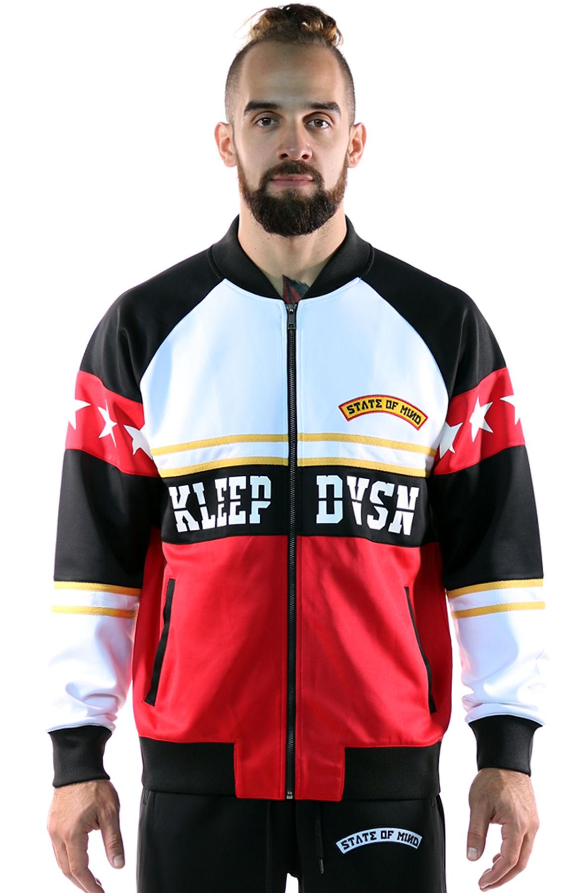 Image of KLEEP Men's Premium Tech Fleece Jacket