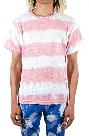 Image of Venice Knitted Short Sleeve