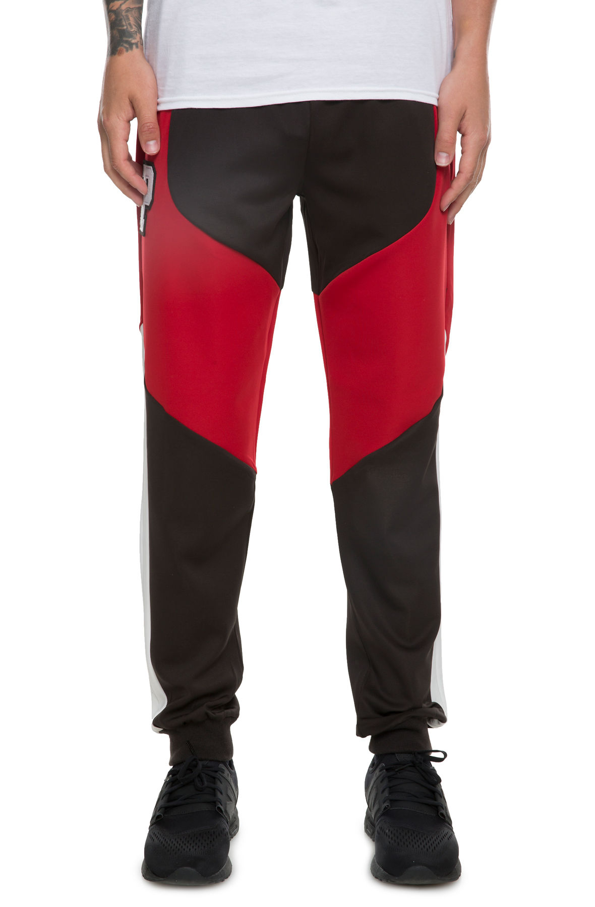 Image of The Bold Track Pant in Black