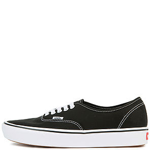 Image of The Men's U Comfycush Authentic Classic in Black and True White