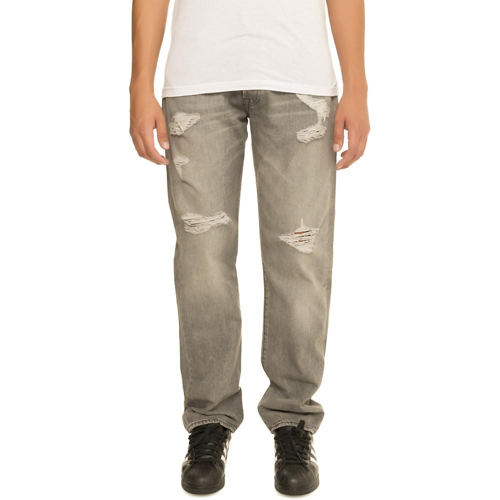 Image of Men's 501 Straight Leg Denim Jeans