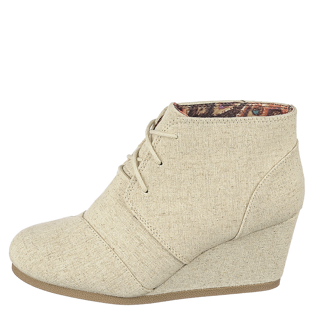 Image of Women's Lace-Up Wedge Bootie Rex-S