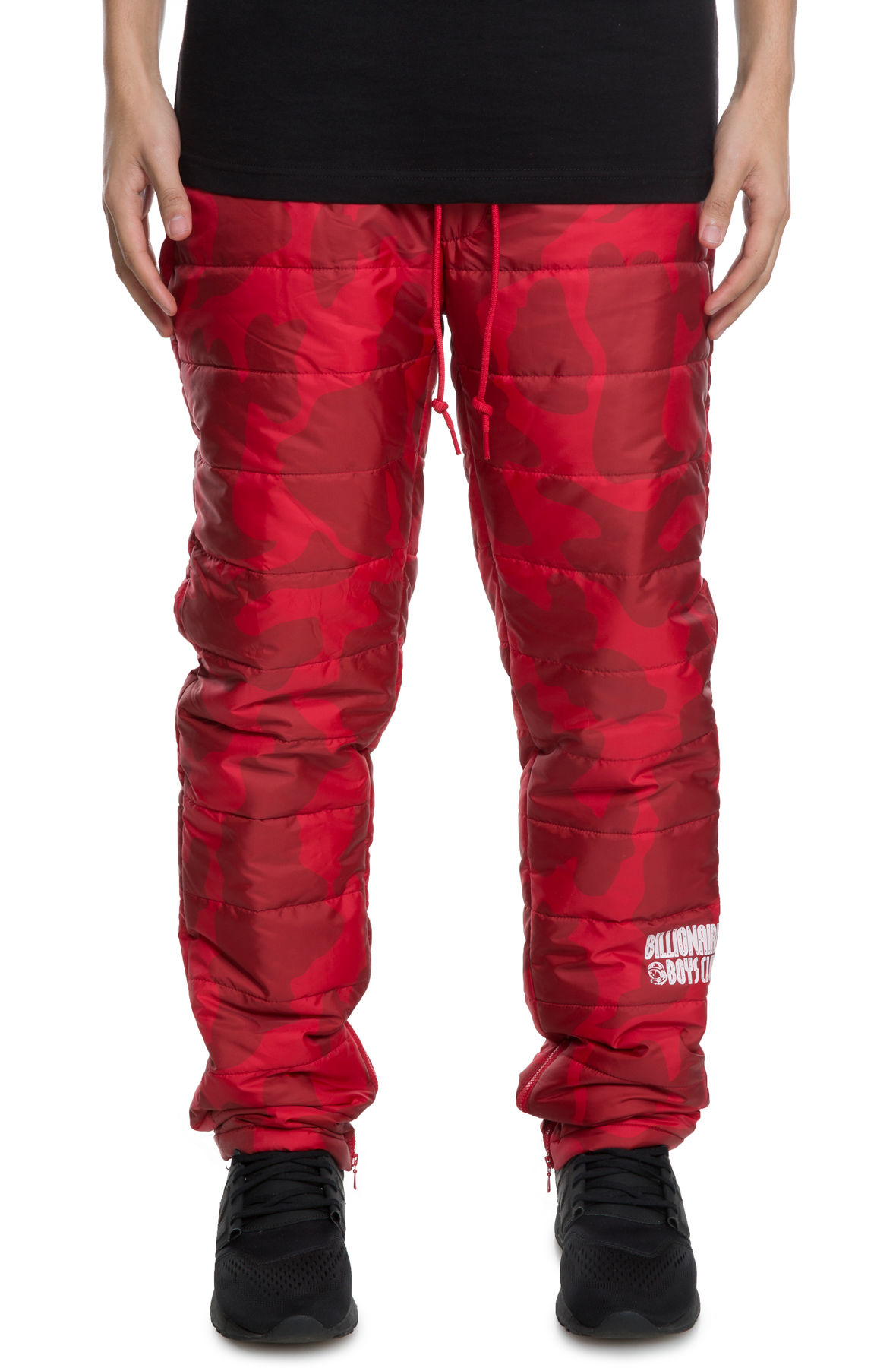 Image of The BB Legend Pants in Tango Red
