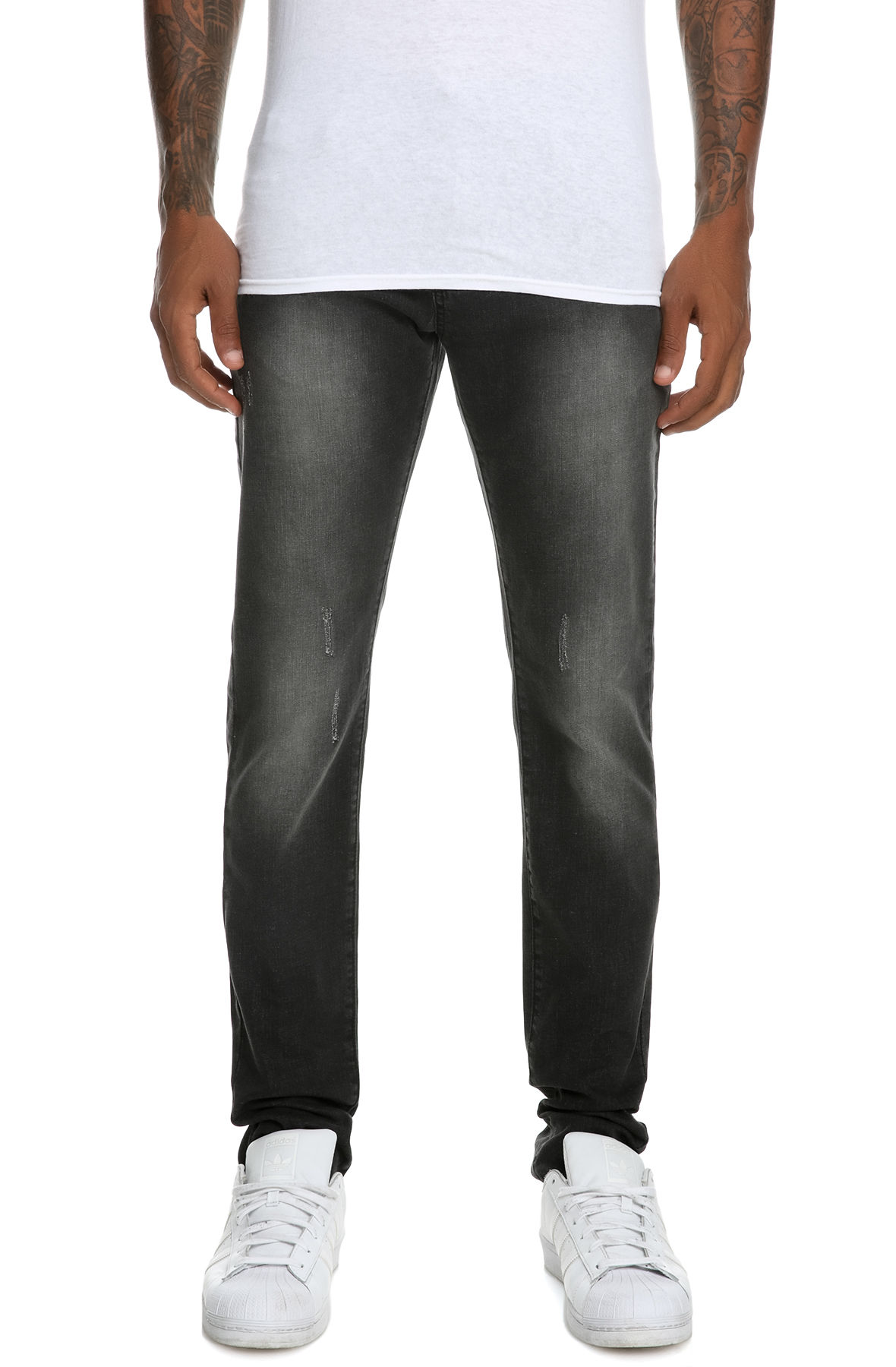 Image of The Rome Jeans in Black