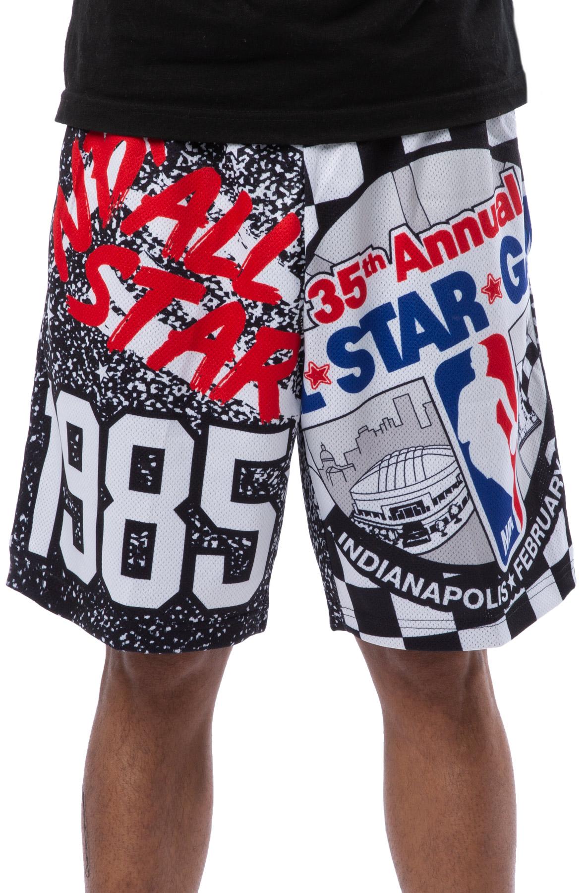 NBA All Star Mesh Shorts