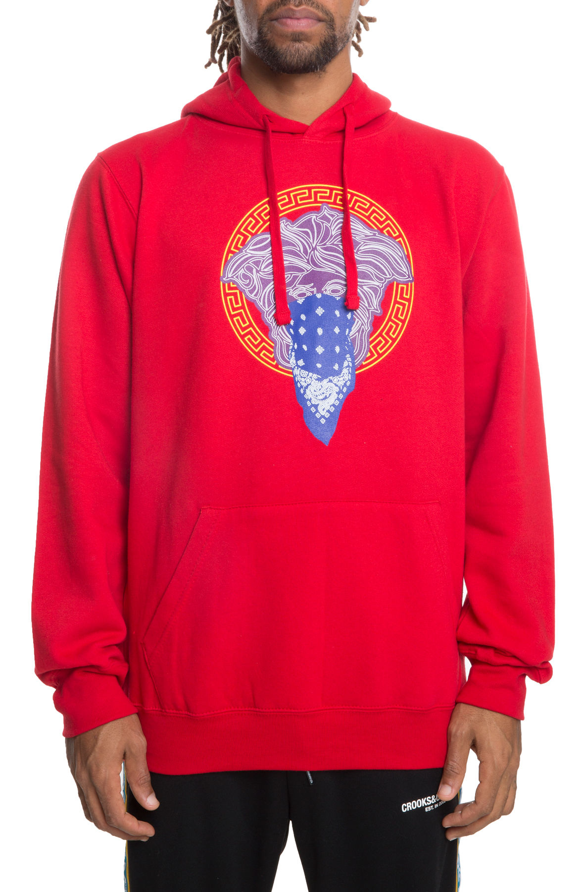Image of The Bandido Hoodie in Red