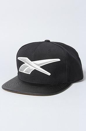 df6601bc4a Reebok Hat Retro Snapback Cap in Black
