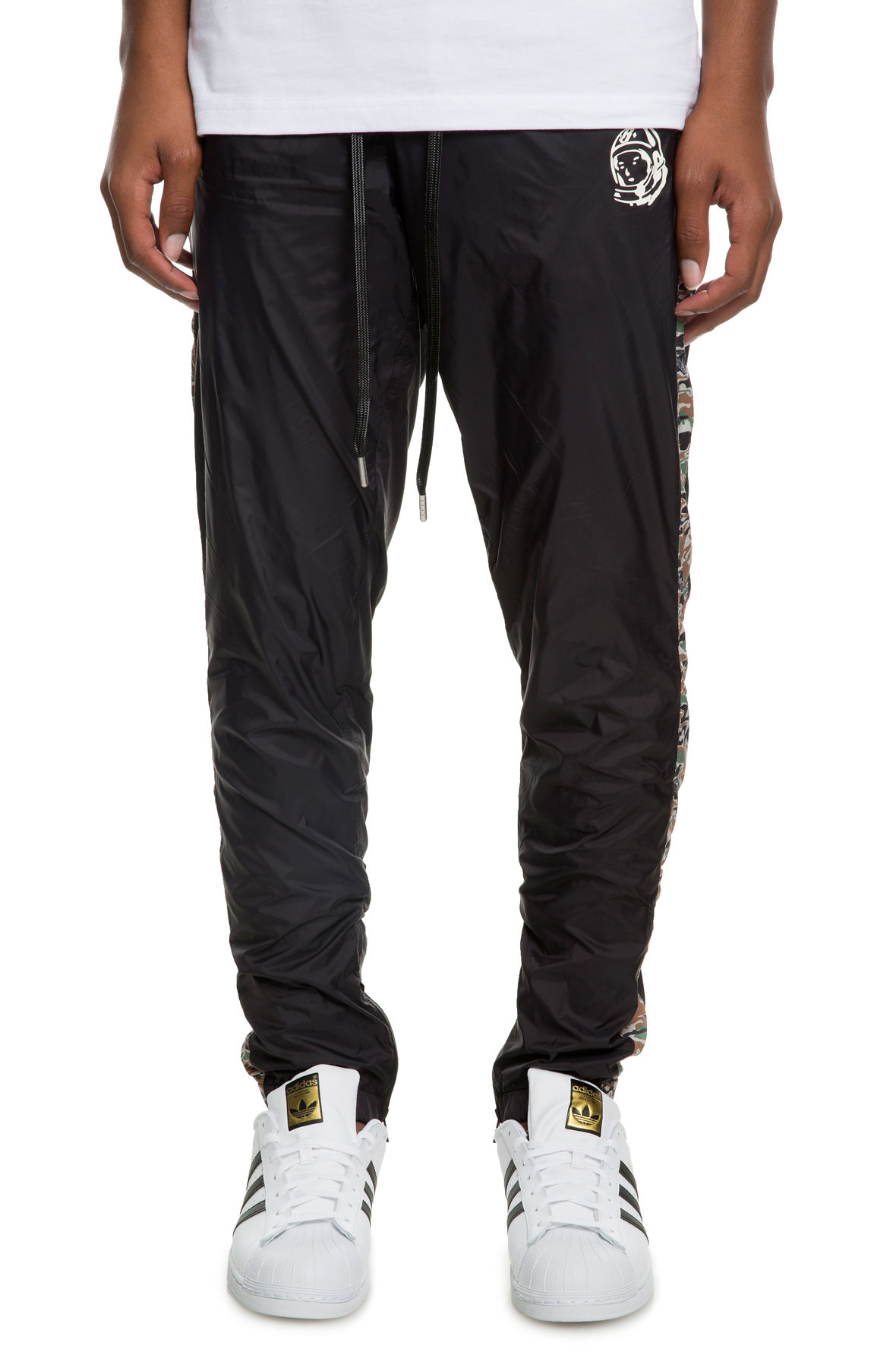 Image of The Trail Mx Pants in Black