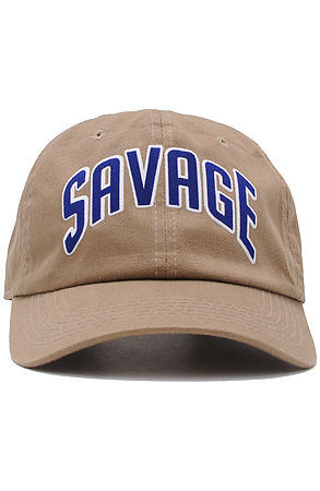 Image of The 1913 savage Dad Hat in Khaki