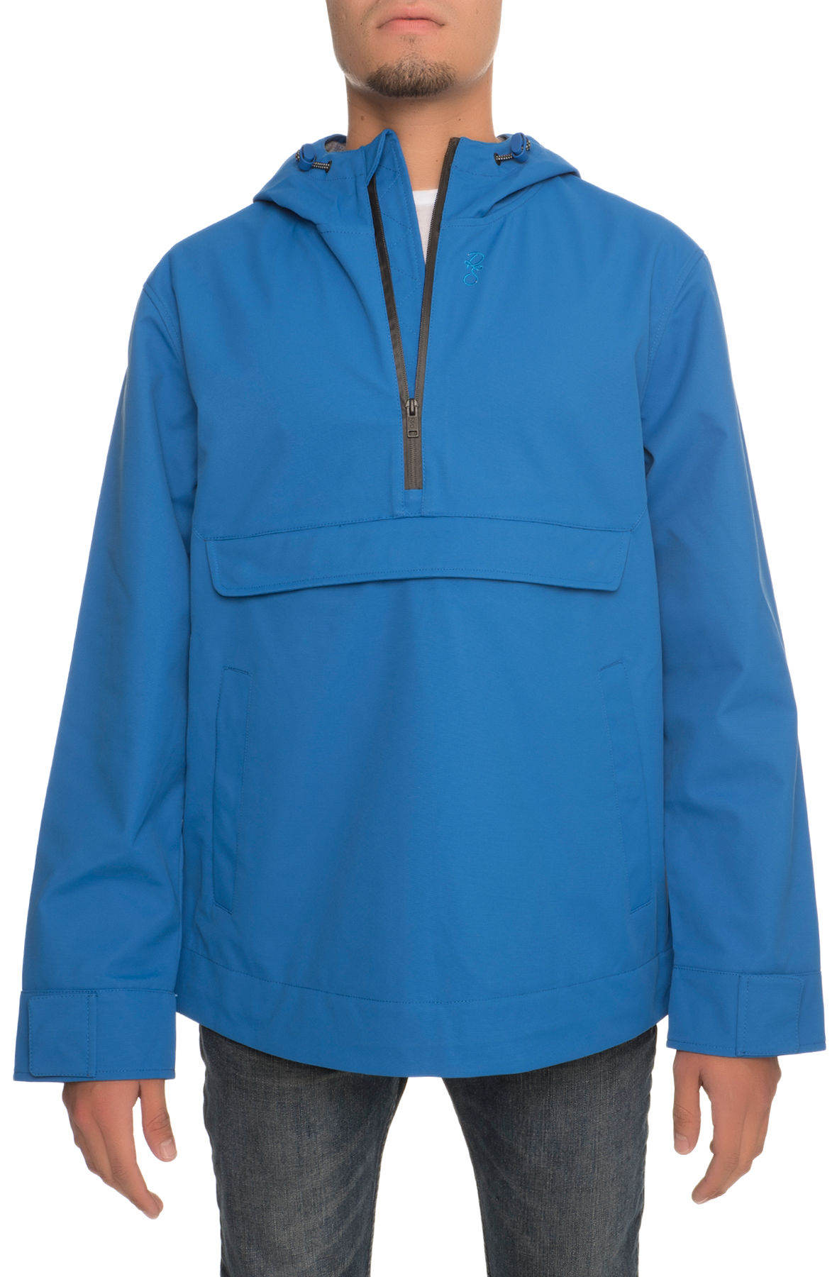 Image of The Reveal Jacket in Marina Blue