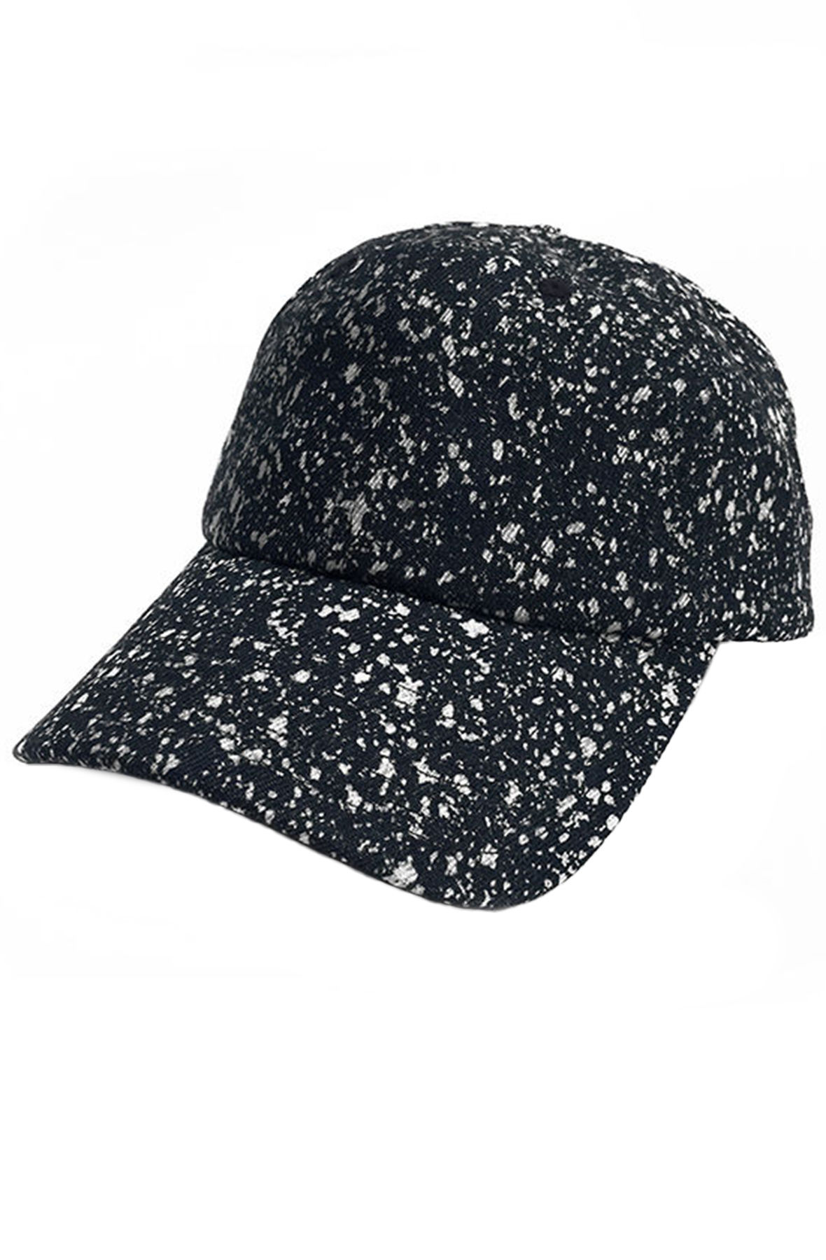 the dad jeans hat in blue