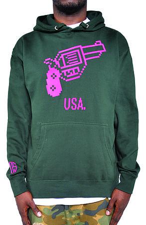 Image of USA Hoodie