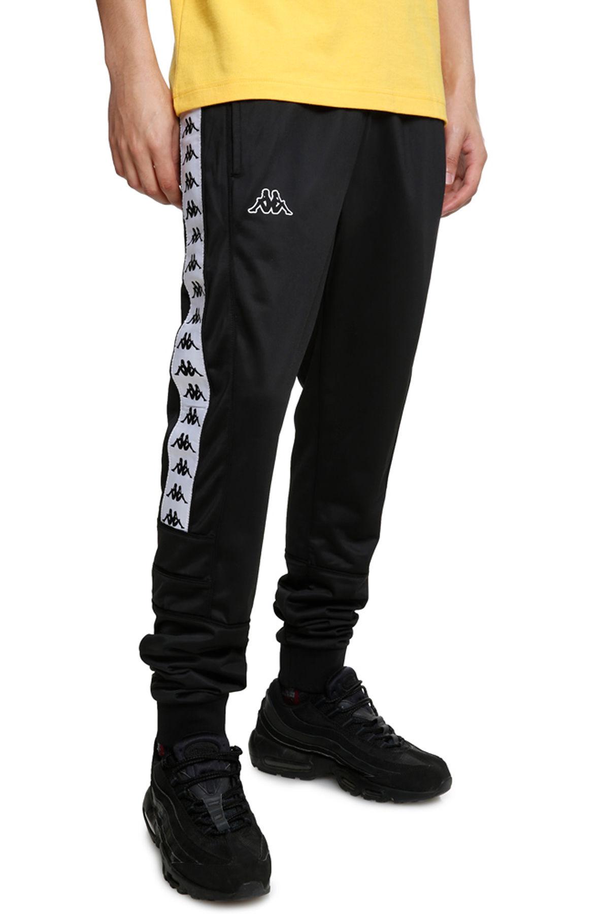 Image of The 222 Banda 10 Alen Pants in Black