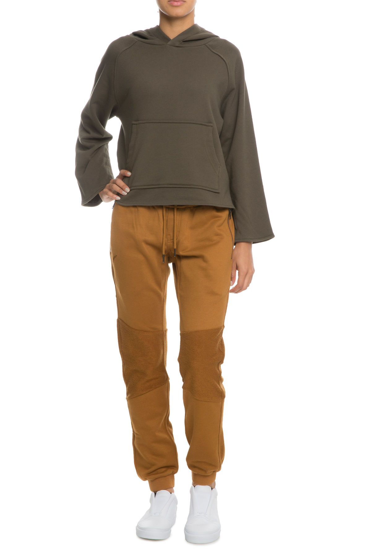 Image of The Cathy Hoodie in Olive