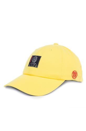 Primitive x Dragon Ball Z Hat DBZ Goku Reflective Yellow 8d99f7da393